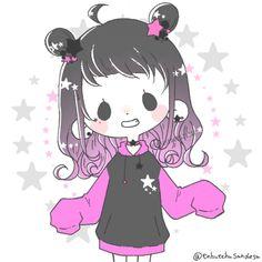 Avatar, Chibi, Design, Bff, Kawaii, Icon Design, Art, Kawaii Anime