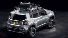 Jeep Renegade on Behance Custom Jeep, Custom Cars, Accesorios Jeep Renegade, Offroad, Jeep Trailhawk, 3d Max Vray, Jeep Brand, Old Jeep, Jeep Compass