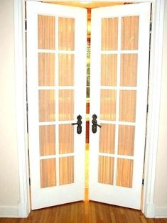 Bedroom French Doors Balcony Double