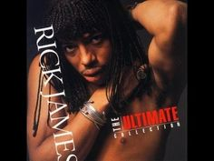 """From Rick James: The Ultimate Collection. Originally released in 1983 on Rick James album """"Cold Blooded"""" on the Motown label. R&b Artists, Soul Artists, Music Artists, Rick James Super Freak, Teena Marie, Fire And Desire, Back In The 90s, Old School Music, R&b Soul"""