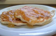 Cottage Cheese Apple Pancakes- My FAVORITE Moosewood recipe