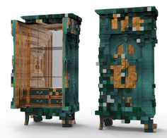 Living in a shoebox | Extravagant and quirky furniture from Boca do Lobo