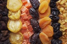 All About Dried Fruit