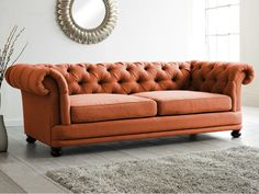 Our Cara Sofa Is The Perfect Way To Bring A Design Classic Into Here And Now Instead Of Muted Tones Predictable Colour Combinations Why Not Create