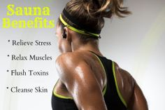 Sauna Benefits: Post workout and fitness wellness
