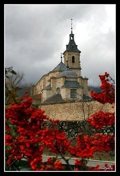 Monasterio Santa Maria del Paular ~ Rascafría, Spain
