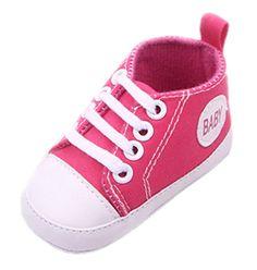 Bigood Liebe süße Baby-Mädchen Sandalette Lauflernschuhe Segeltuch 12 Rosa - http://on-line-kaufen.de/bigood/schuh-laenge-12cm-bigood-liebe-suesse-baby-7