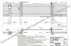 Projekt ogrodzenia pdf