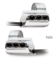 PM   Motorcycle Switch Housings