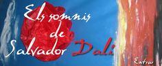 Per treballar l'obra de Salvador Dalí Salvador Dali Art, Neon Signs, Random, Beauty, Ideas, Surreal Art, Author, School, Artists