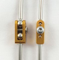 Malvern Armatures - Stop Motion Animation Armature - INDY Hinge Link Plate Assembly