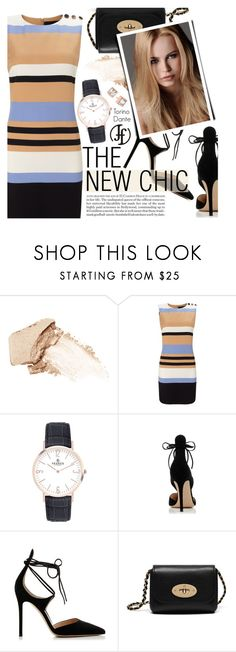 """The New Chic"" by pokadoll ❤ liked on Polyvore featuring NARS Cosmetics, Miss Selfridge, Gianvito Rossi, Mulberry, KAROLINA, Michael Kors and francoflorenzi"