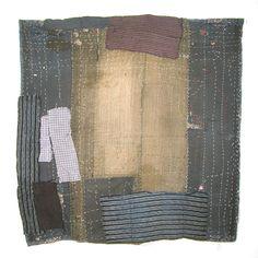Cavin-Morris Gallery: Japanese boro  (futon cover).