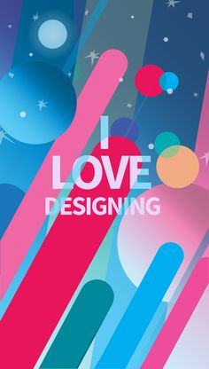 I Love Designing on Behance