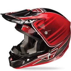 Fly Racing Kinetic Pro Canard Replica Red/Black Helmet Price should never dictate style so Fly Racing created the Kinetic helmet to be fashion-forward without spending a fortune. One look at the Kinetic's unmatched style and price and you'll be hooked. Bmx Gear, Dirt Bike Gear, Motorcycle Helmets, Bicycle Helmet, Shoei Helmets, Snowmobile Helmets, Racing Helmets, Shift Racing, Best Bmx