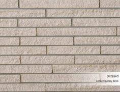 Contemporary Brick - Blizzard