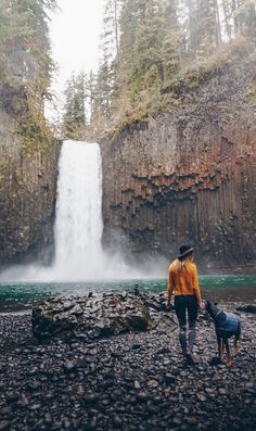 Abiqua Waterfall Hike in Oregon