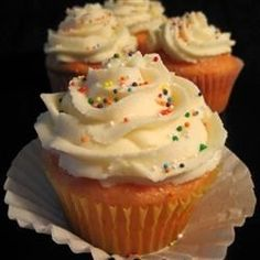 Vanilla Frosting | Recipe | Vanilla Frosting, Vanilla Frosting Recipes ...