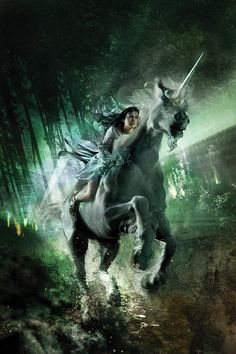 Thaya & Star Cover Artist: Cliff Nielsen (Power Plan Creative) - The Hunt of the Unicorn by C. Unicorn And Fairies, Unicorn Fantasy, Real Unicorn, Unicorns And Mermaids, Unicorn Art, Magical Unicorn, Mythical Creatures Art, Mythological Creatures, Magical Creatures