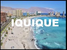¿QUE RECORRER EN IQUIQUE? - YouTube Travel Ideas, Culture, Beach, Water, Places, Youtube, Outdoor, Nightlife, Palm Trees