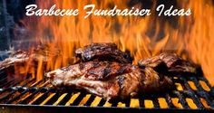 Barbecue fundraiser ideas