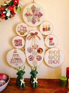 Sewing Ideas - Stitching for Christmas # 3