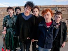 Image result for sing street raphina outfits
