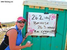 Funny Running Poster