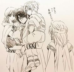 Brother Hak,  Zeno also wants to...