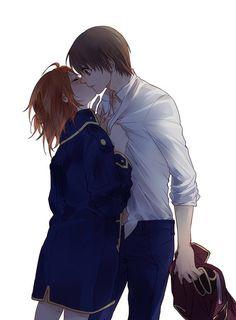 Gintama [★][★][★] Okita Sougo & Kagura #OkiKagu