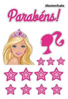 Barbie Birthday, Barbie Party, Bolo The Walking Dead, Disney Princess Room, Bolo Moana, Bolo Barbie, Barbie Dream House, Ideas Para Fiestas, House Party