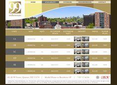 Millennium99 Website - Availability