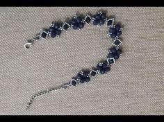 4 mm Köşeli Kristal boncuk ( 4 mm Square Crystal bead) 6 mm Yuvarlak Kristal Boncuk (6 mm Round Crystal Bead) Kum Boncuk (Sand Beads) Kapama Aparatı (Closure...