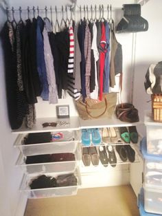 7 Reasons To Ditch The Floordrobe And Create A Capsule Closet  project 333