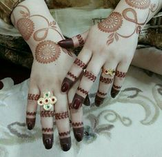 Henna➕More Pins Like This At FOSTERGINGER @ Pinterest ✖️