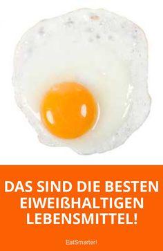 Das sind die besten eiweißhaltigen Lebensmittel! | eatsmarter.de