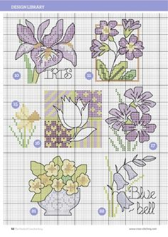 (1) Gallery.ru / Фото #52 - The world of cross stitching 213 - tymannost
