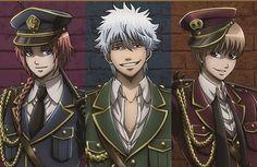 Gintama X Reader (One Shots) - Sadistic Trio X Reader - Choice Kamui Gintama, Gintama Wallpaper, Gakuen Babysitters, Comedy Anime, Gekkan Shoujo, Okikagu, Stray Dogs Anime, Skullgirls, Boy Character