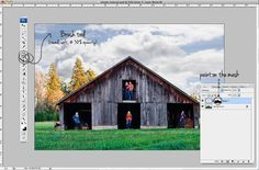 How to add clouds to an image in Photoshop - Tutorial - EW Couture |  Photographer Photoshop Templates and Marketing Materials,