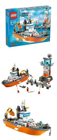 View Lego Instructions For Police Command Center Set Number 7743 To