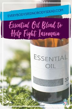 I love this essential oil blend for sleep! It's so easy to make and affordable. And it's really customizable. #essentialoilsforsleep