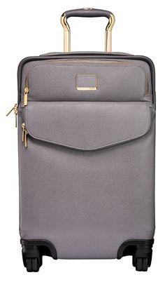 Tumi - 79360 - Gull Grey - Carry-On Luggage