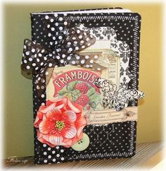 Garden journal - Crafty Secrets - Sample Gallery