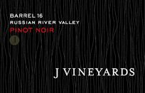 """2007 J Vineyards """"Barrel 16"""" Pinot Noir, Russian River Valley. There was a time (think: late Seventies, early Eighties) when a lot of people would have put money on California being the next Champagne. It seems quite improbable now given California's reputation for Cabernet and the relative paucity of sparkling wine producers in the state. Yet there are many California winery names that have become synonymous with sparking wine (Schramsberg, Iron Horse, Korbel, Chandon, and more) and…"""