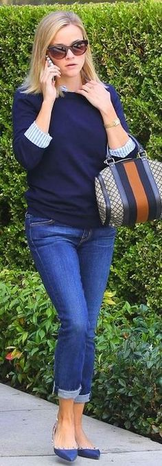 Reese Witherspoon Gucci Purse