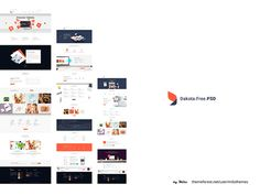 Creative Business PSD Template - FREE Download