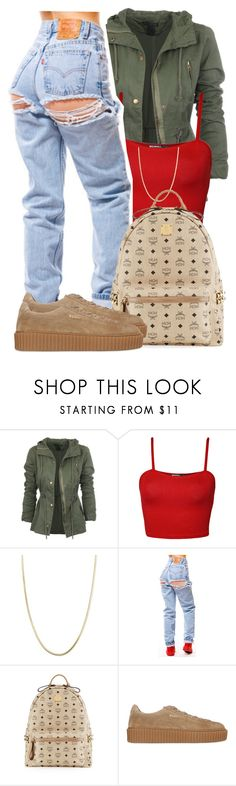 """""""""""Smile is the best make up any girl can."""" - Unknown"""" by mindlesspolyvore ❤ liked on Polyvore featuring WearAll, Giani Bernini, Mura, MCM and Puma"""