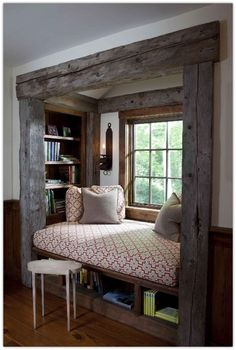 Art Symphony: Cozy Window Seat Nooks