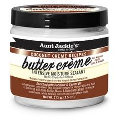 Aunt Jackie's Coconut Creme Recipes Curl Boss Coconut Curling Gélee Black Hair Products, Curl Products, Beauty Products, Natural Products, Natural Hair Care, Natural Hair Styles, Curling, Prevent Hair Loss, Deep Conditioner