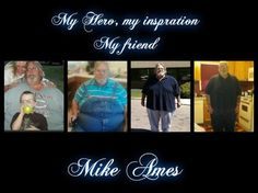 Mike Amos lost 61 lbs taking Skinny Fiber and through the 90 Day Weight Loss Challenge and is no longer bound to his wheel chair. His weight loss success is an inspiration to all that have witnesses his weight loss. YOU CAN do this, too.